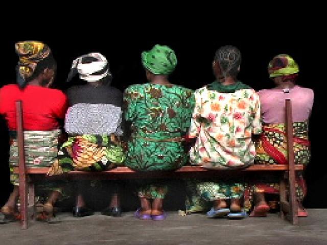 The Greatest Silence: Rape of the Congo