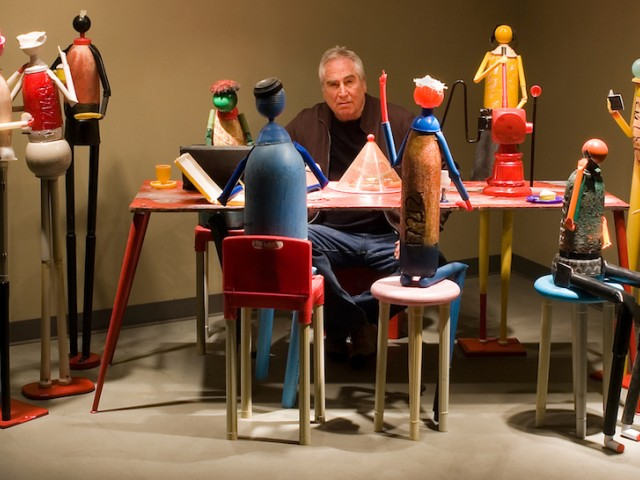 Plastic Man: the Artful life of Life of Jerry Ross Barrish